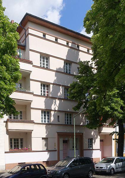 file friedrich wilhelm stra e 78 berlin reinickendorf jpg wikimedia commons. Black Bedroom Furniture Sets. Home Design Ideas