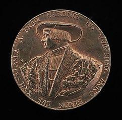 Ladislaus of Prague, Baron of Windhag