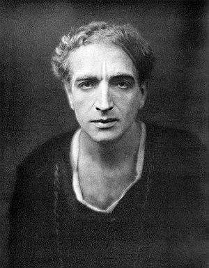Fritz Leiber (actor) - Fritz Leiber in 1930