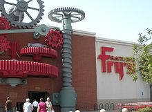 Frys San Jose Cafe