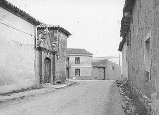Morales de Campos Place in Castile and León, Spain