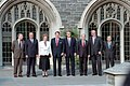 G-7 Economic Summit Leaders at the University of Toronto.jpg