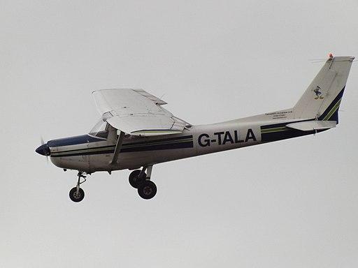 G-TALA Cessna 152 (27756503663)