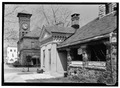 GENERAL VIEW OF FRONT - Benoit Lee Law Office, Skaneateles Public Library, Skaneateles, Onondaga County, NY HABS NY,34-SKA,14A-1.tif