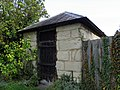 GOC Ashwell to Guilden Morden 015 Ashwell lock-up (25814867430).jpg