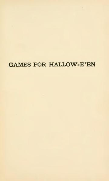 File:Games for Halloween 1912.djvu