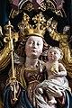 Gampern Kirche Flügelaltar Madonna 02.jpg