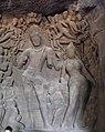 Gangadhara Shiva Elephanta Cave 1.jpg
