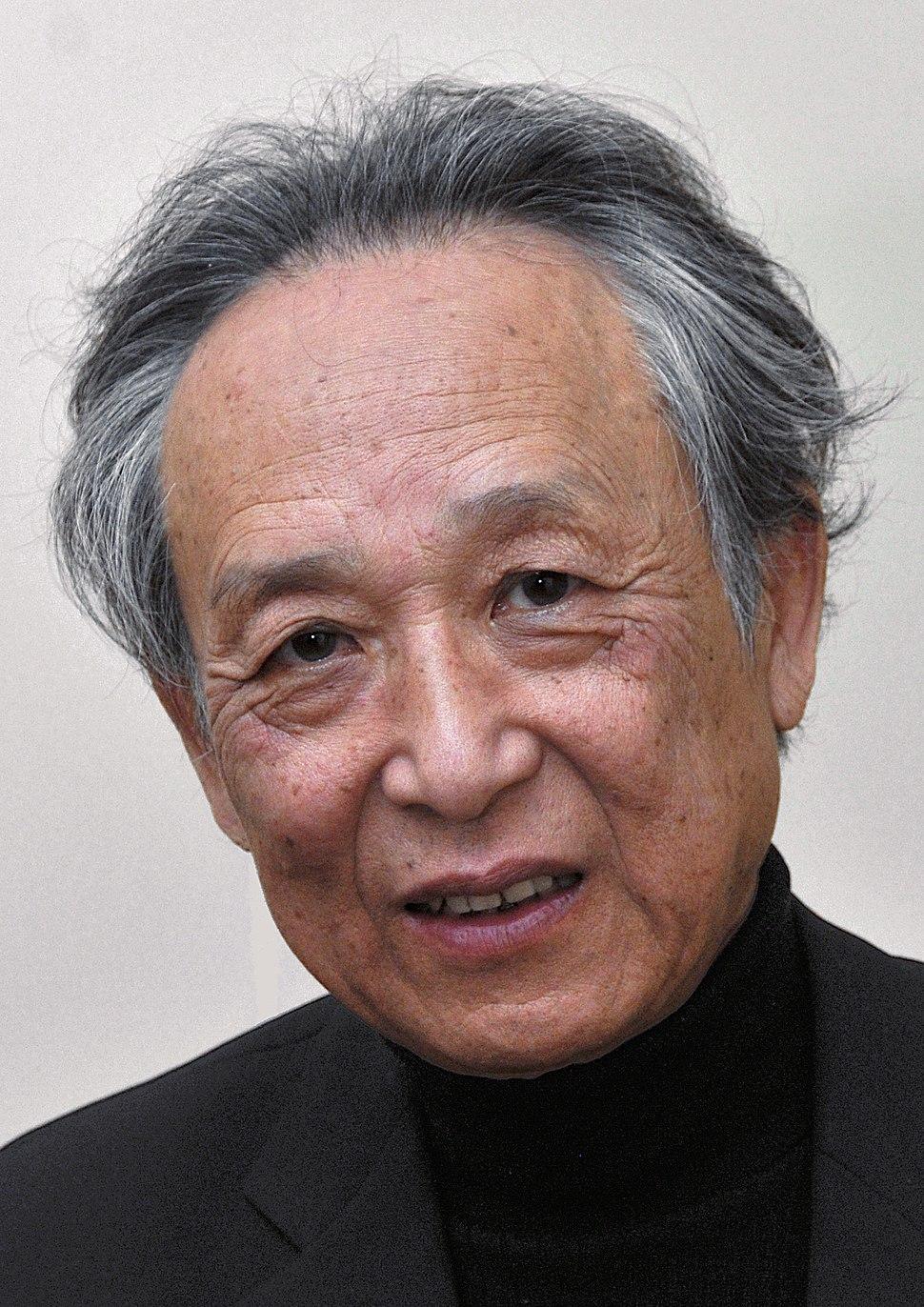 Gao Xingjian (2012, cropped)