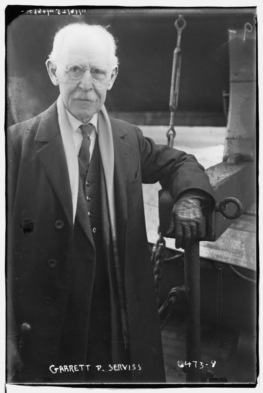 Garrett Putnam Serviss