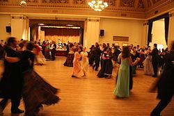 club casino ballroom