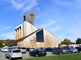 Image illustrative de l'article Cathédrale du Christ-Roi de Gaspé