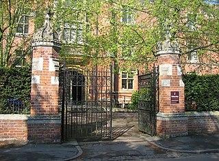 Ridley Hall, Cambridge