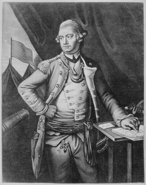Conway Cabal - General Horatio Gates