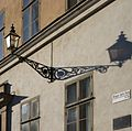 Gatubelysning i Stockholm, Riddarholmen 2009b.jpg