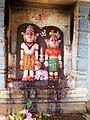 Gautam Rhushi Temple at Bhamhagiri hill Nasik.jpg