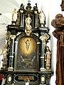 Gdańsk - Oliwa, bazylika archikatedralna, boczny ołtarz w ambicieDSCF7148.jpg