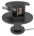 Geiger-Marsden apparatus CGI mock-up.png