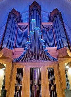 Gelsenkirchen-Horst, St. Hippolytus, Orgel (9).jpg