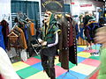 Gen Con Indy 2007 - sci-fi fantasy clothing booth - 02.JPG