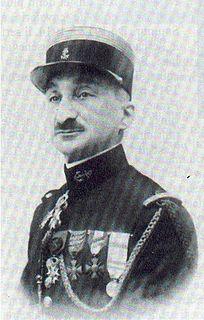 Marcel Deslaurens French soldier