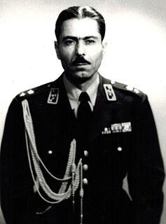 Hassan Alavikia Iranian general