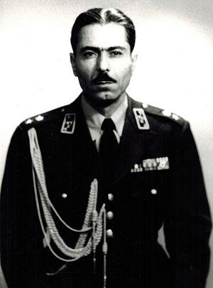 Hassan Alavikia - Image: General Hassan Alavikia