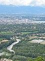 Geneva from the Petit Salève - panoramio.jpg