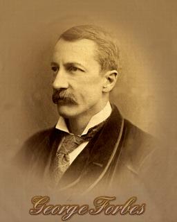 George Forbes (scientist) British astronomer