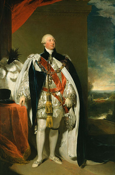 George III - Being an Aristocrat in the Regency - Philippa Jane Keyworth - Regency Romance Author