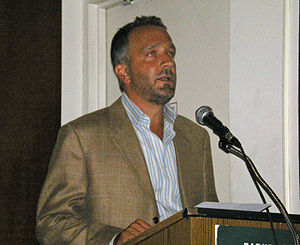 English: George Pelecanos by David Shankbone, ...