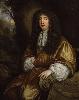 George Savile, 1st Marquess of Halifax - George Savile, Marquess of Halifax, by Mary Beale, circa 1674-1676