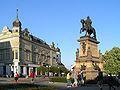 George of Poděbrady Sq monument.jpg