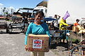 Getting food to people in need after Typhoon Haiyan (11352282943).jpg