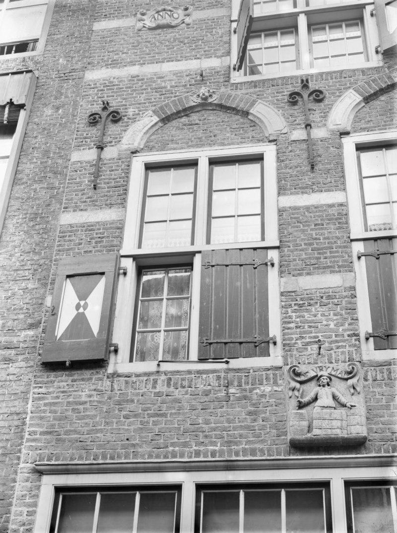 Huis genaamd 39 de vrijman 39 in middelburg monument - Foto huis in l ...