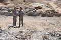 Ghazni PRT Surveys Mountainside School, Dam DVIDS330309.jpg