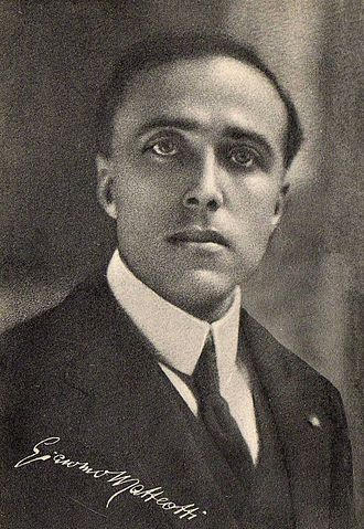 Giacomo Matteotti - Image: Giacomo Matteotti 2