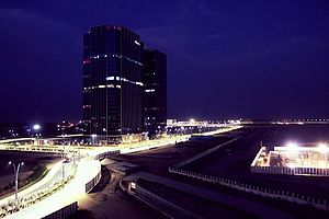 Gujarat International Finance Tec-City - GIFT City, Gandhinagar, Gujarat