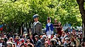 Gigantes y cabezudos, pasacalles castizos, música y talleres culturales para niños y niñas en el día grande de San Isidro 06.jpg