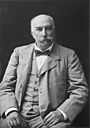 Giovanni Giolitti was Prime Minister of Italy five times between 1892 and 1921.