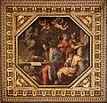 Giorgio vasari e aiuti, cosimo I studia la presa di siena, 1563-65, 01.jpg