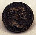 Giovanni da cavino, medaglia di alessandro maggi da bassano e giovanni da cavino, 1540 ca..JPG