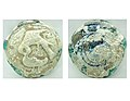 Glass Medallion with Molded Decoration MET TR.596.2006.jpeg