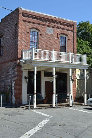 Glen Ellen, California - Glen Ellen Saloon