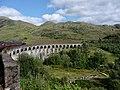 Glenfinnan Viaduct Scotland 2018-08-25 by Marcok f02.jpg