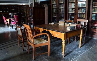 St. Xavier's College, Kolkata - The Goethals library
