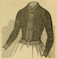 Godey's Lady's Book (1861) - THE KNITTED WINTER SPENSER.png