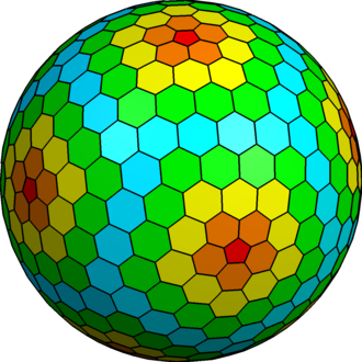 Goldberg polyhedron - Image: Goldberg polyhedron 5 3
