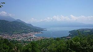 Joseph Ocskay von Ocsko - Salò and Lake Garda