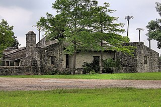 Goliad State Park and Historic Site